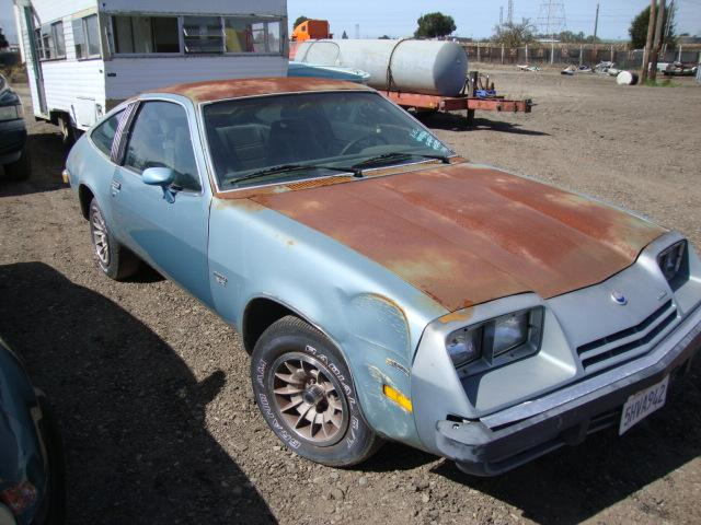 1977 Chevrolet Monza | Arrowhead Towing